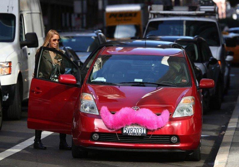 Lyft entra en servicio en Nueva York tras llegar a un acuerdo con las autoridades. FOTO: NY Daily News.