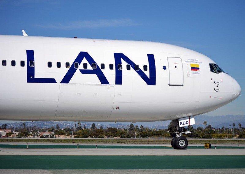 La aerolínea duplicó sus pasajeros internacionales al asumir la ruta Bogotá-Santiago de Chile.