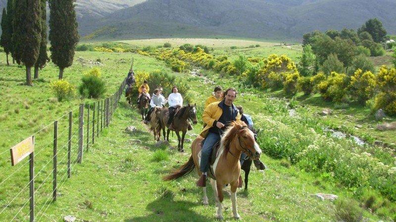 Los destinos de sierras en provincia de Buenos Aires son muy elegidos en invierno.