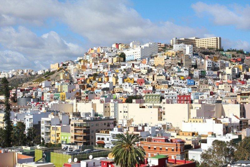 Las Palmas de Gran Canaria. #shu#