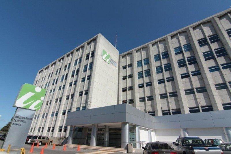 Sede de la Dirección General de Impuestos Internos de la República Dominicana (DGII).