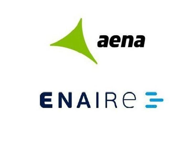 Javier Mariscal rediseña el logotipo de Aena