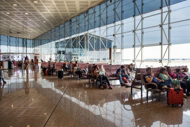 El Aeropuerto de El Prat fue el segundo en crecimiento de la UE. #shu#.