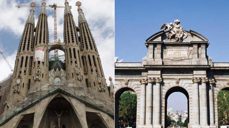 En los últimos 12 meses la ocupación ha aumentado en ambas ciudades, mientras que el precio medio ha subido en Barcelona y disminuido en Madrid.