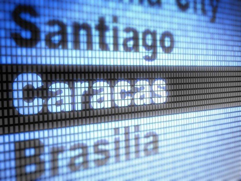 El 80% de las ventas de las agencias venezolanas es producto aéreo. #shu#.