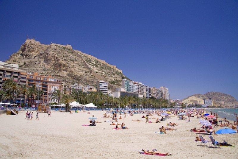 Playa de Alicante. #shu#