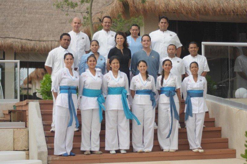 Meliá, NH, Barceló y Accor facilitan e incentivan la participación de su personal. Foto: Meliá Hotels International.