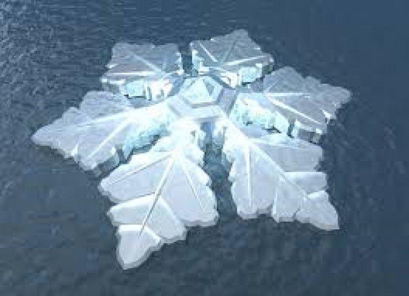 El hotel en la costa de Tromso tenderá forma de copo de nieve.
