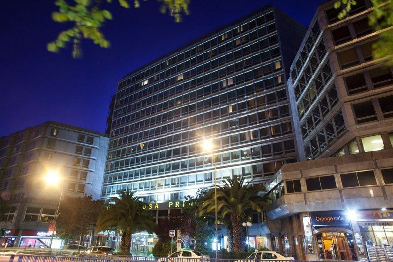 El Husa Princesa pasará a ser gestionado por Marriott bajo su marca Courtyard.