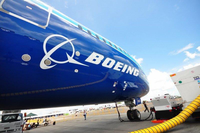 Boeing ha logrado pedidos de 783 aviones. #shu#.
