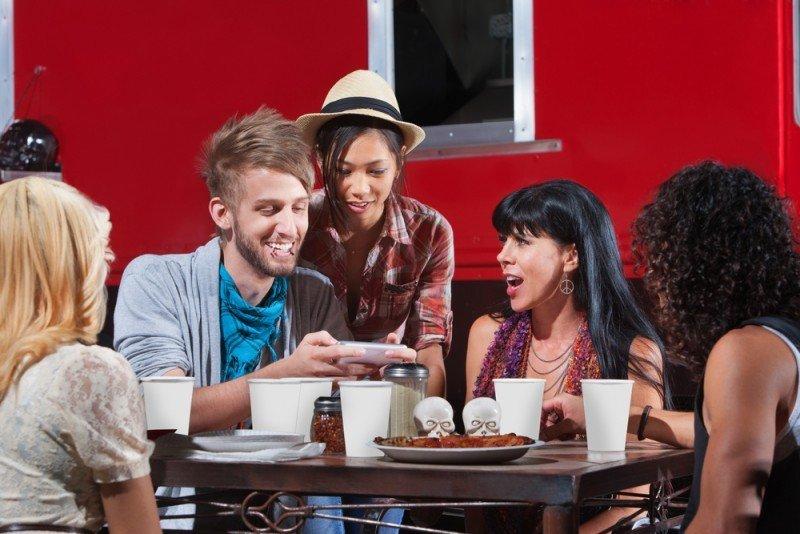 El alquiler vacacional es una opción escogida mayoritariamente por grupos de amigos. #shu#