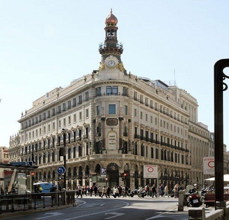 El sector hotelero protagoniza la reforma urbanística del centro de Madrid