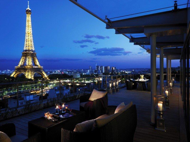 El Shangri-La Hotel París ha sido uno de los tres últimos en conseguir la certificación Palace.