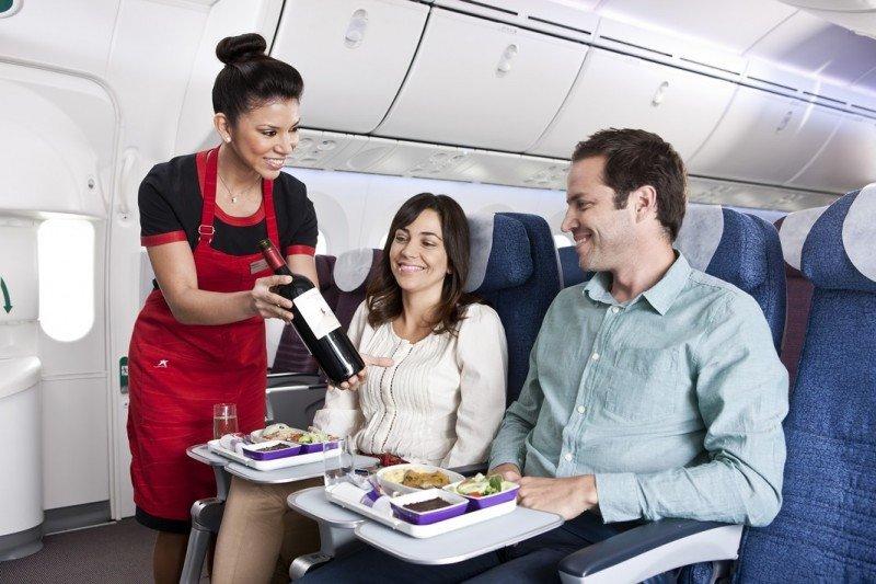 Las aerolíneas ingresan 23.500 M € anuales por servicios complementarios