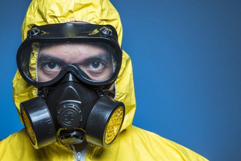 El tratamiento de los pacientes infectados con Ébola exige grandes medidas de seguridad. #shu#