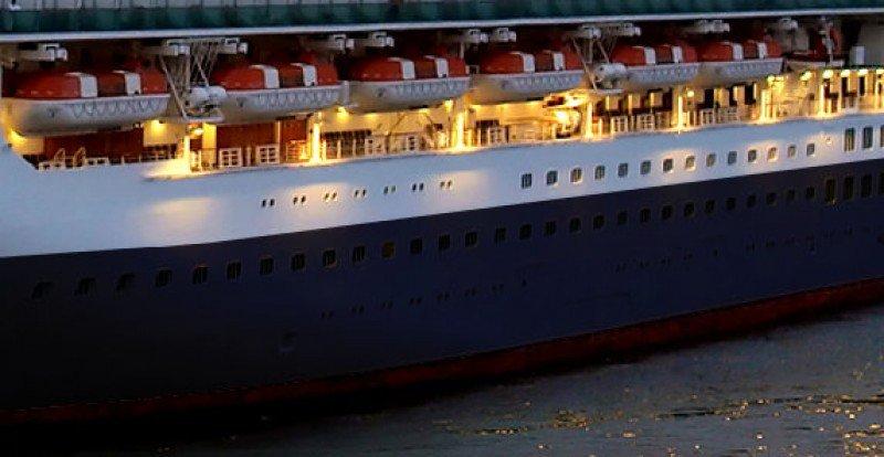 Científicos europeos desarrollan etiquetas de localización para evacuar cruceros