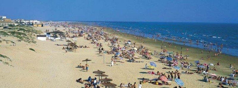 Las playas de Huelva, unos de los mejores arenales del país.