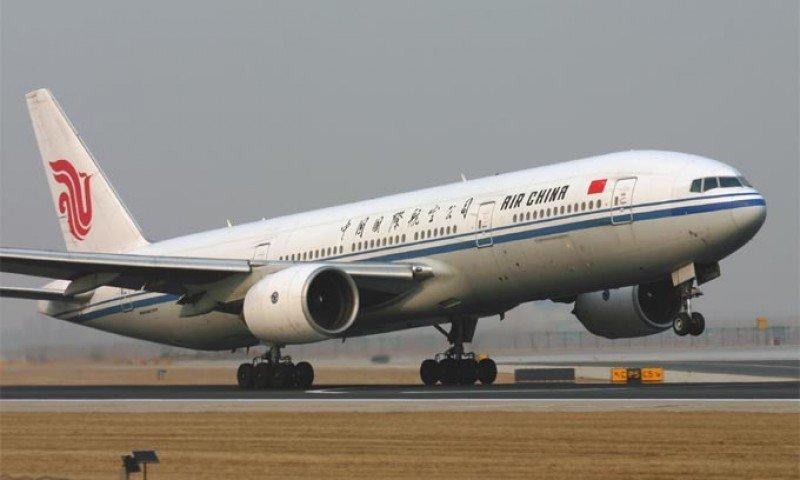 Air China ahorrará 6 M € en combustible gracias al sistema SITA