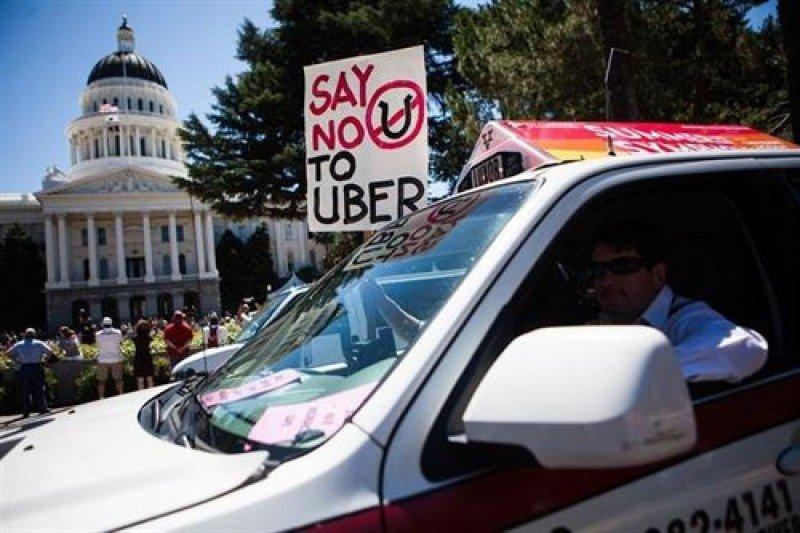 Berlín prohíbe el uso de aplicaciones como Uber