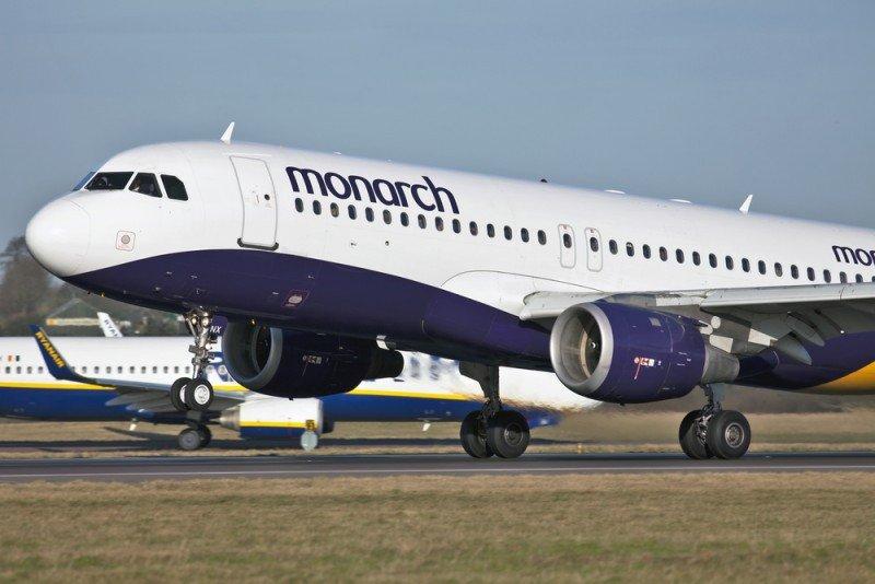 Monarch se dedicará sólo a vuelos regulares. #shu#.