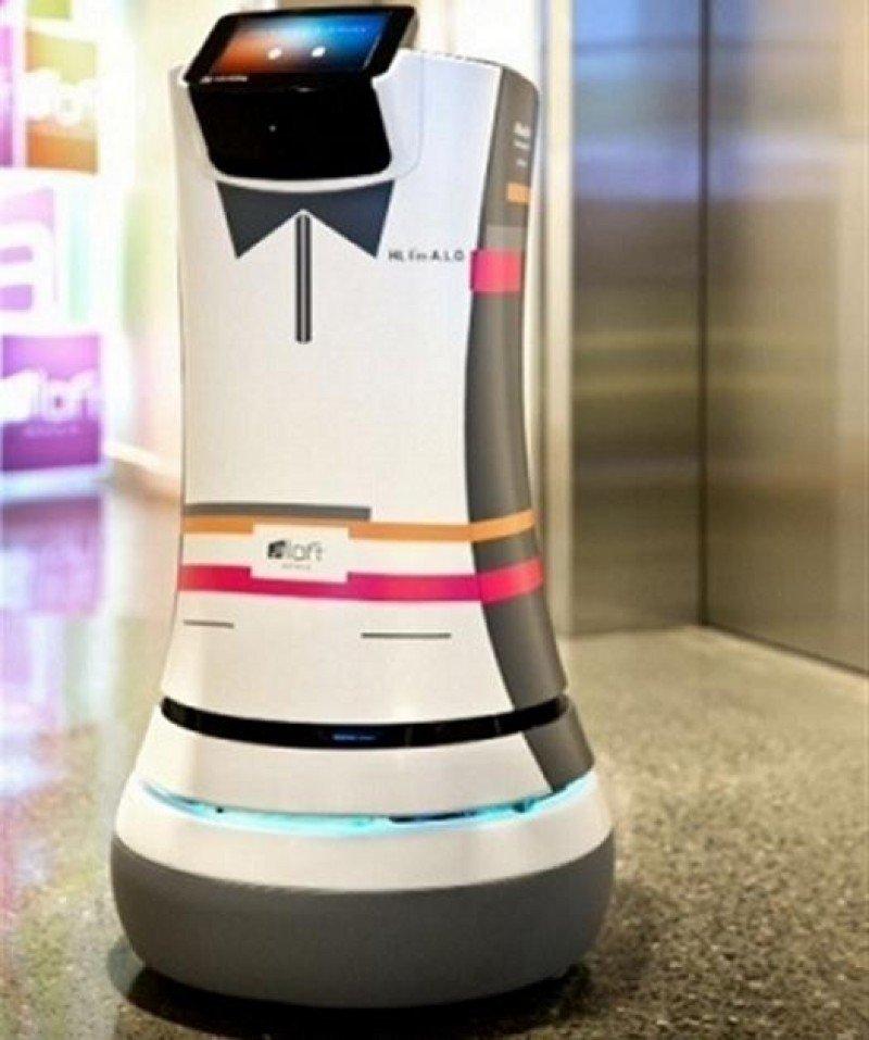 El robot A.L.O. estará operativo a partir del 20 de agosto.