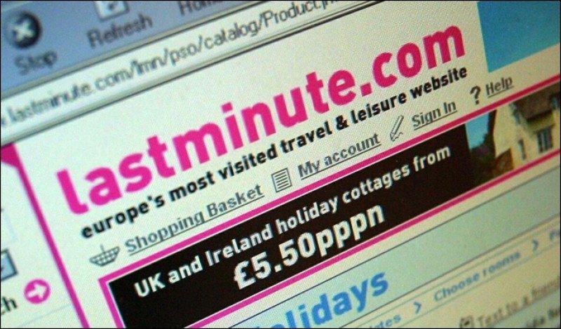 Sabre busca comprador para Lastminute