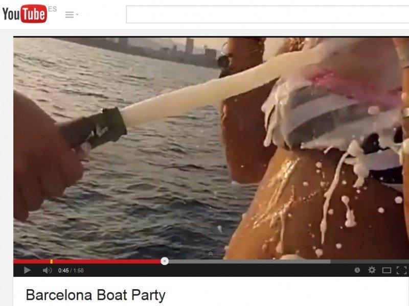 Barcelona y Baleares, contra las party boat