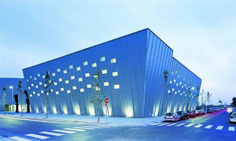El Albergue Centre Esplai, en El Prat de Llobregat.