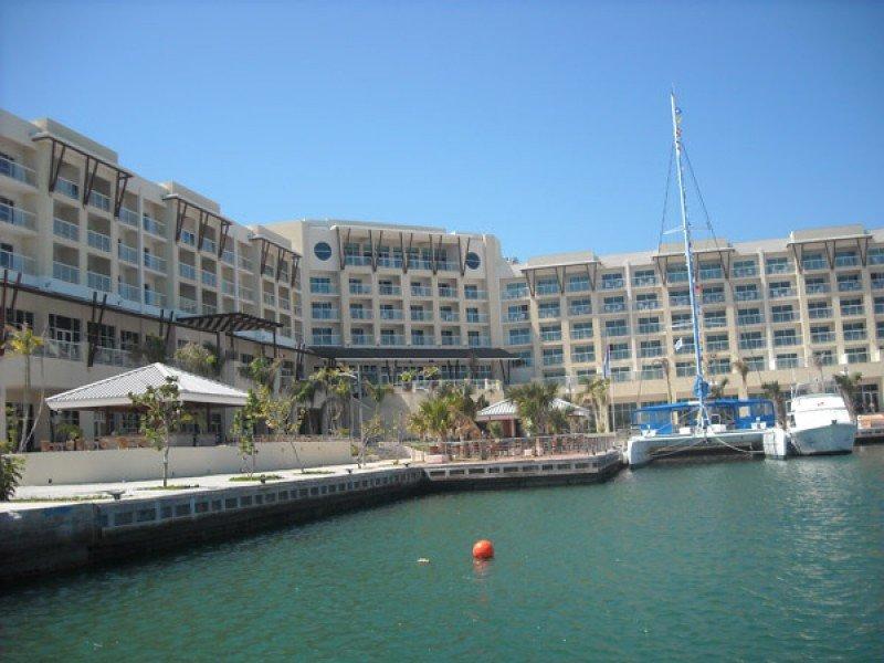 Hotel Meliá Marina Varadero.