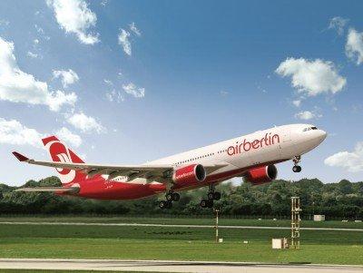 El resultado operativo de Airberlin se redujo un 3,5%.