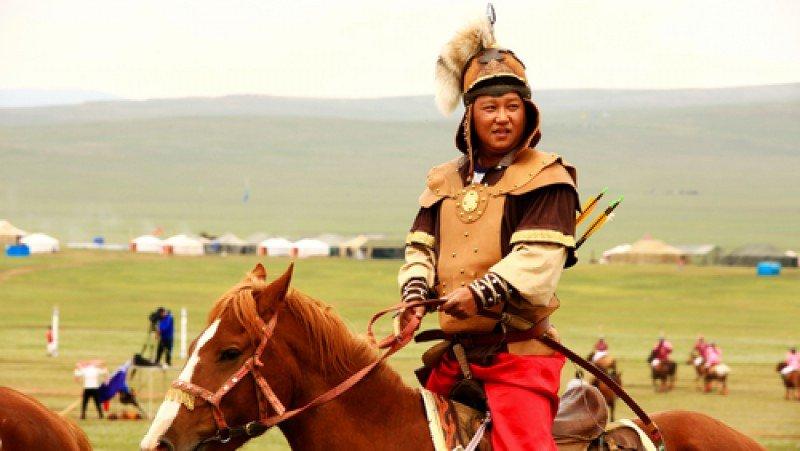 Los festivales en Mongolia dedicados a la cultura nómada, la ruta de la Seda y la historia de Genghis Khan son algunos de los atractivos turísticos del país. #shu#