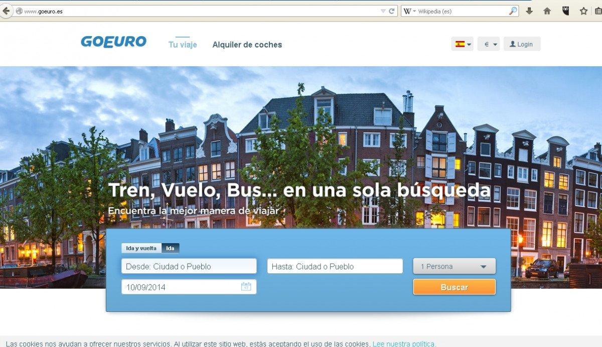 GoEuro está ya presente en siete países.