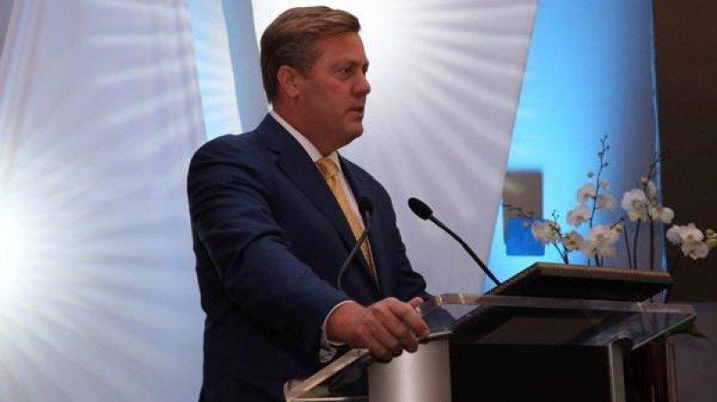 Craig Smith, presidente de Marriott para el Caribe y América Latina.
