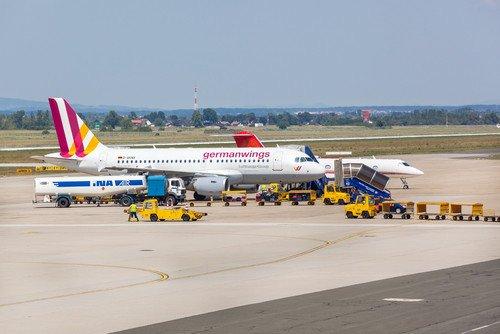 Germanwings opera 164 vuelos en siete aeropuertos alemanes. #shu#