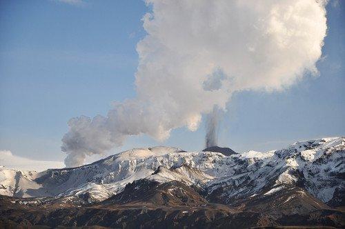 Durante las dos últimas semanas se ha registrado un mayor movimiento sísmico en Islandia. #shu#