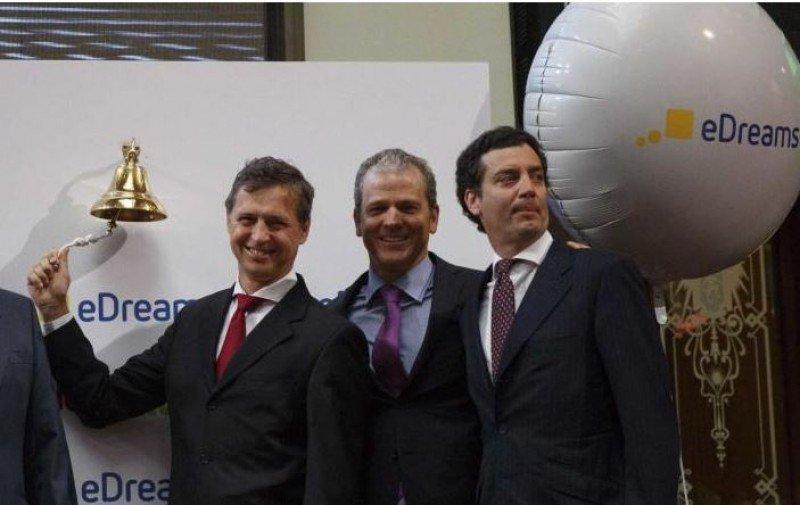 El CEO de eDreams-Odigeo, Javier Pérez-Tenessa.