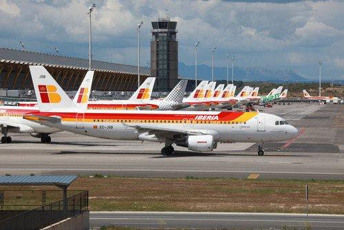 Iberia ofrece 200 vuelos semanales entre Europa y Latinoamérica. #shu#