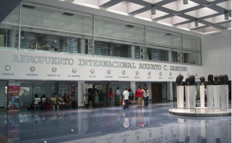 Aeropuerto Internacional Augusto Sandino.