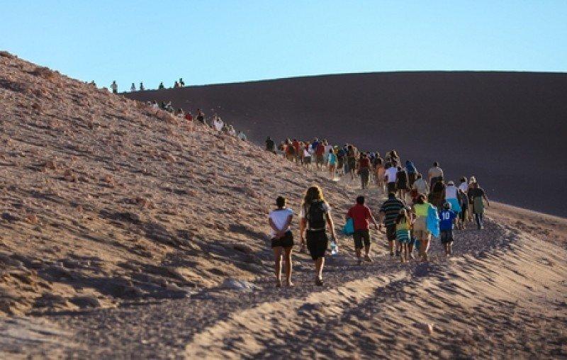 Atacama es uno de los destinos que mostró mejor desempeño en vacaciones de julio. #shu#