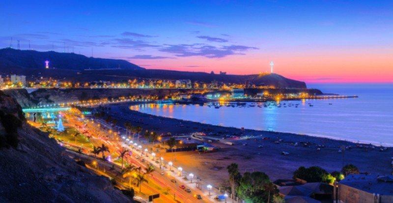 Lima es el destino número uno para el turismo interno en Perú. #shu#