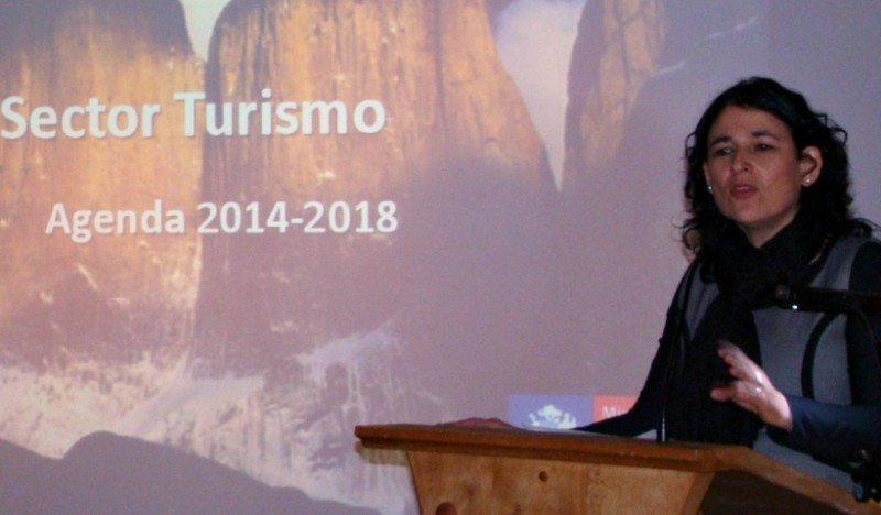 Javiera Montes, subsecretaria de Turismo de Chile, será la encargada de manejar el presupuesto del Plan.