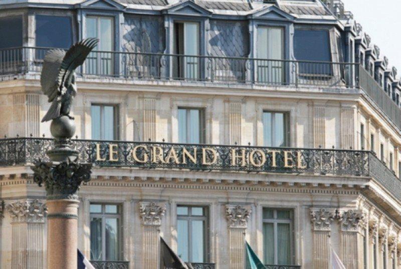 Le Grand Hotel de París generó ingresos de US$ 118 millones y un resultado neto de explotación de US$ 22 millones en 2013. #shu#