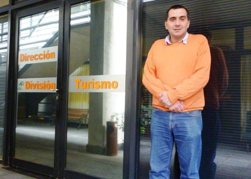 Director de Turismo de Montevideo, Santiago Raffi Unanian.