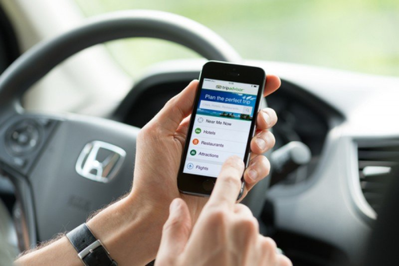 Las operaciones vía celular desplazan a otros dispositivos. #shu#