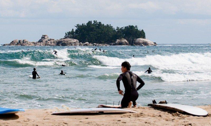 Corea del Norte ofrece playas con un potencial desconocido.