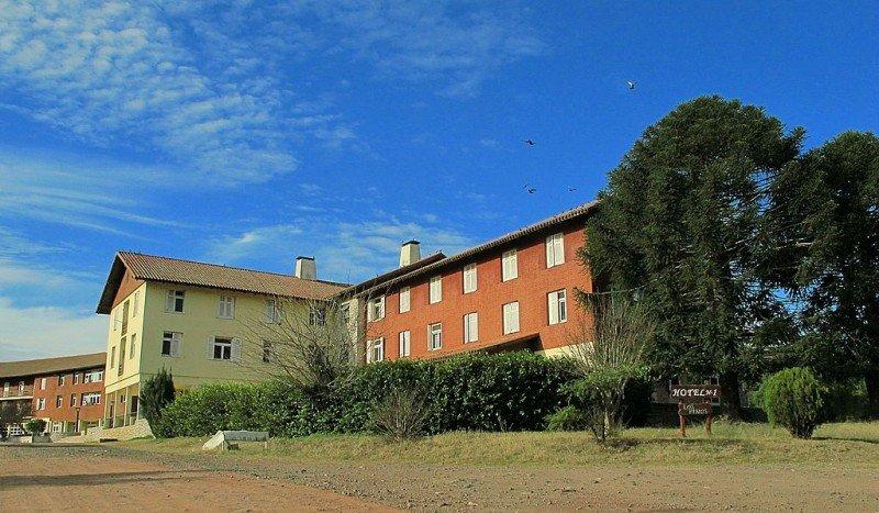 El hotel 1 'Los Pinos' tiene capacidad para 576 turistas.