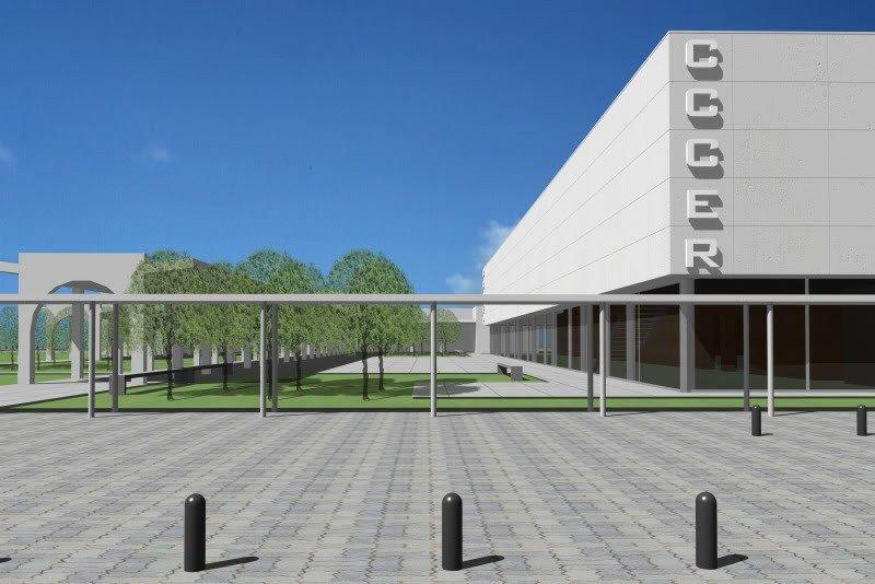 Centro de Convenciones de Concordia se inaugurará en octubre.