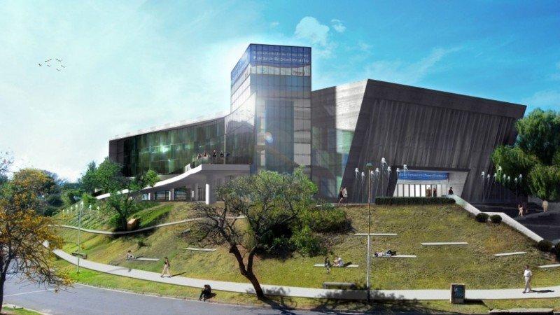 En septiembre esperan comenzar con las obras para el Centro de Convenciones de Paraná.