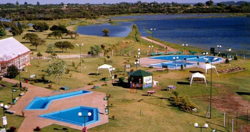 Parque Termal Colón.