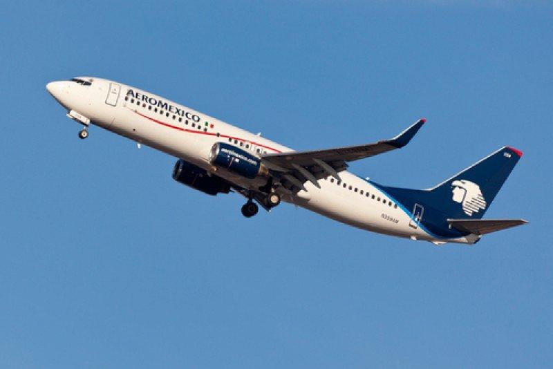 La mayor aerolínea mexicana estudia volar a Montevideo. #shu#